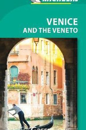Venice and the Veneto Green Guide  ,