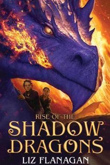 Rise Of The Shadow Dragons Liz Flanagan