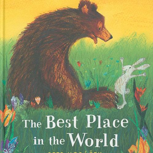 Best Place in the World Petr Horacek