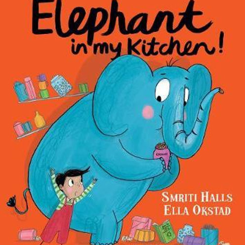 Elephant In My Kitchen! Smriti Halls