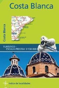 123 Costa Blanca Zoom Map  ,