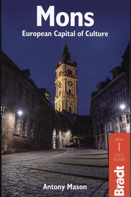 Mons - European Capital of Culture Antony Mason