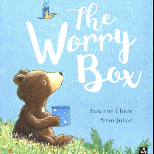 Worry Box Suzanne Chiew