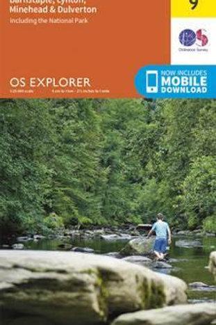 EXP OL09 Exmoor  ,