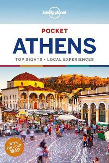 Lonely Planet Pocket Athens  ,