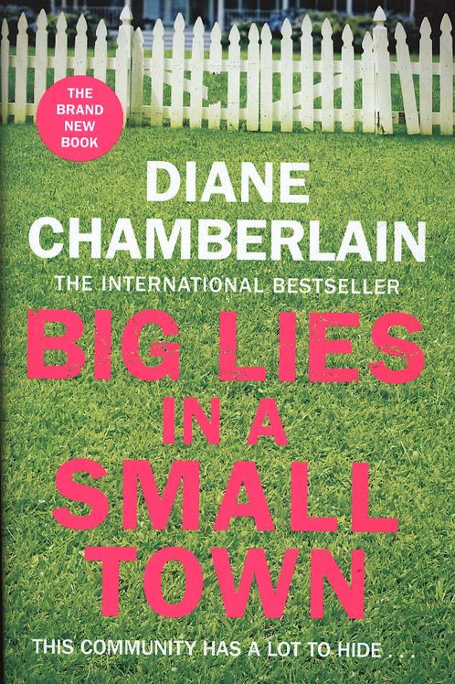 Big Lies In A Small Town Diane Chamberlain