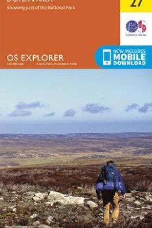 EXP OL27 North York Moors Eastern Area  ,