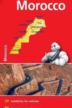 742 Morroco Michelin Nationl Map  ,