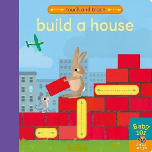 Build A House Patricia Hegarty