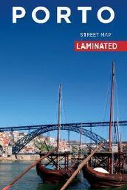 Porto - Citymap Laminated  ,