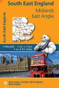 SE Eng Midlands East Anglia REGNL Mp 504  ,
