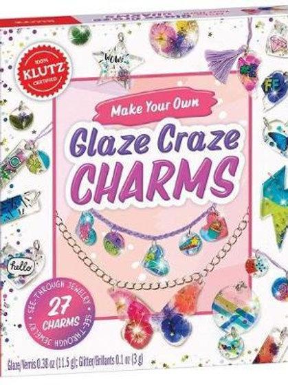 Klutz Make Your Own Glaze Craze Charms of Klutz Editors