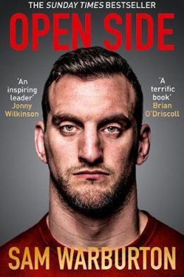 Open Side: The Official Autobiography Sam Warburton