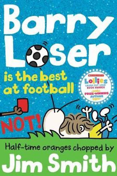 Barry Loser Football NOT Jim Smith