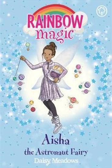 Rainbow Magic: Aisha The Astronaut Fairy Daisy Meadows
