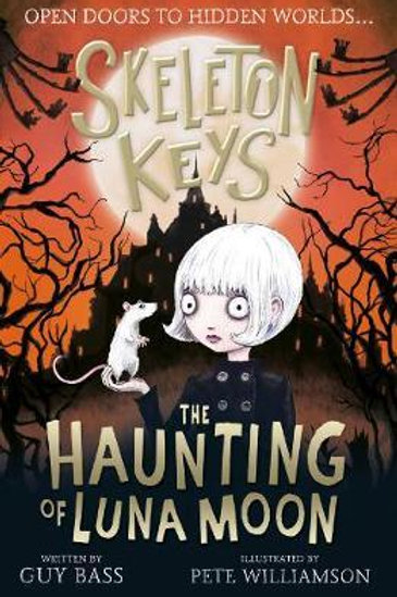 Skeleton Keys: The Haunting of Luna Moon Guy Bass