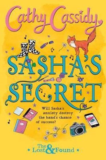 Sasha's Secret Cathy Cassidy