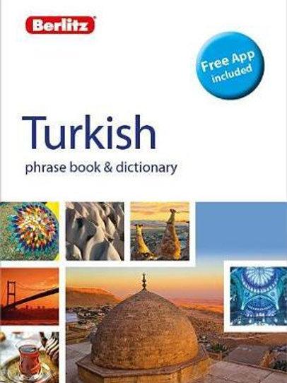 Berlitz Phrasebook & Dictionary Turkish  ,