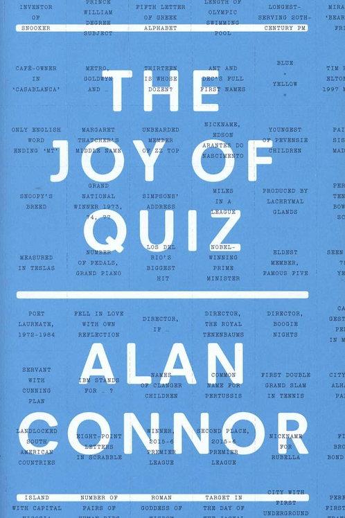 Joy Of Quiz Alan Connor