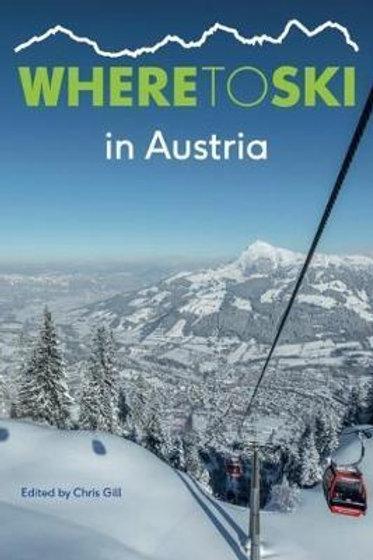Where To Ski In Austria Chris Gill
