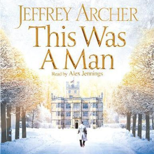 This Was a Man CD Jeffrey Archer