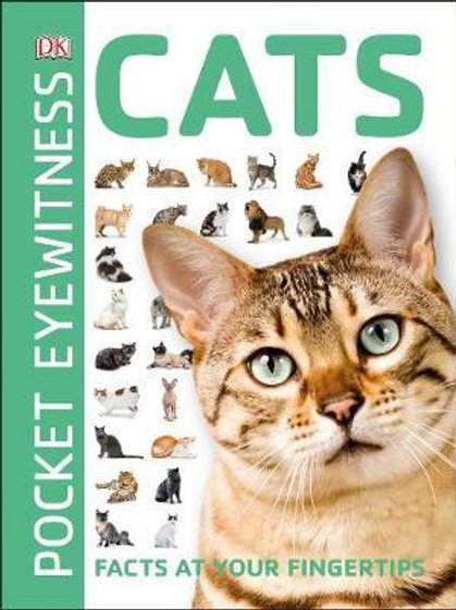 Cats: Facts at Your Fingertips  DK