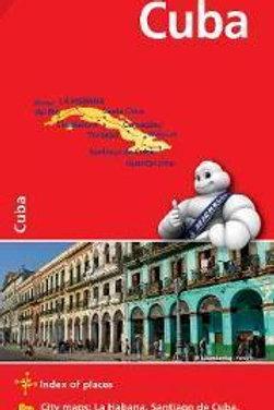 Cuba  - Michelin National Map 786  N\A