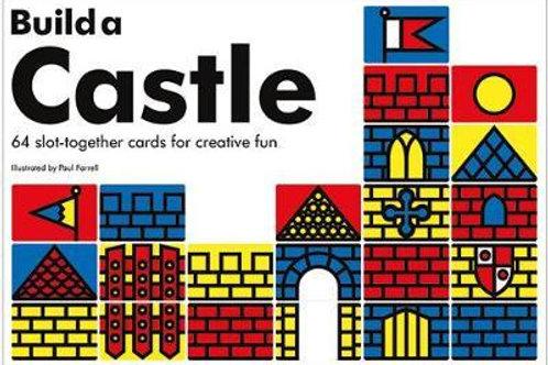 Build a Castle: Build... A Castle Jules Hudson
