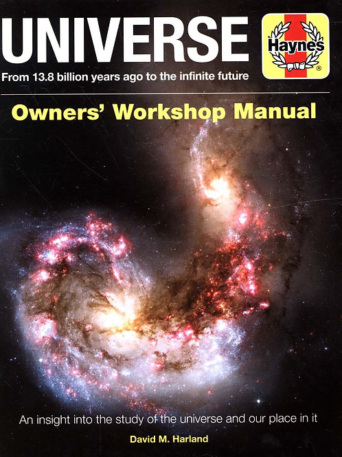Universe Manual David M Harland