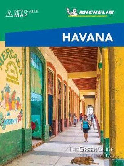 Havana- Michelin Green Guide Short Stays  ,