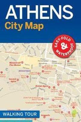 Athens City Map 1 City Map , City Map