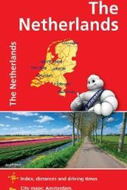 Netherlands - Michelin National Map 715  N\A