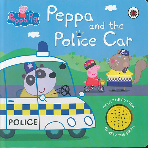 Peppa Pig: Police Car: Sound Book  N\A