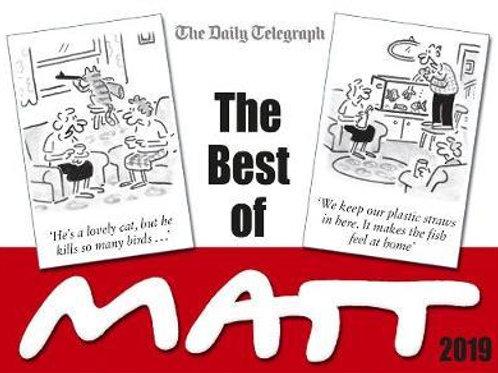Best Of Matt 2019 Matt Pritchett