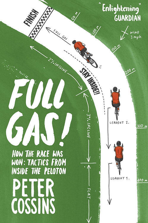 Full Gas Peter Cossins