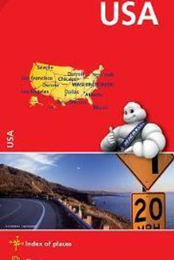 USA - Michelin National Map 761  N\A