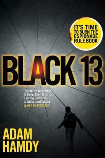 Black 13 Adam Hamdy