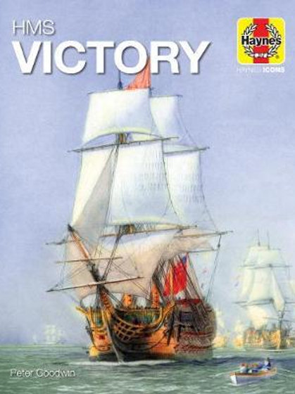HMS Victory (Icon) Peter Goodwin