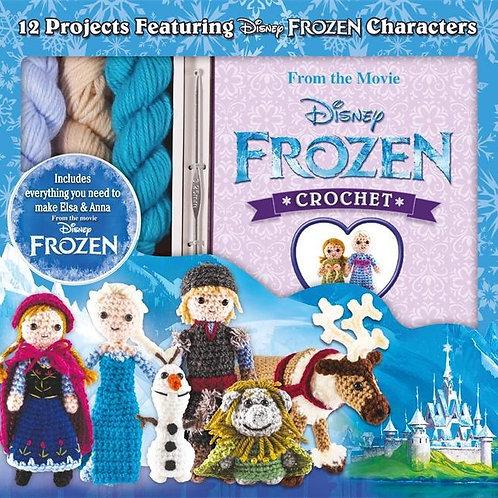 Disney Frozen Crochet Kati Galusz