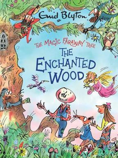 Enchanted Wood Gift Edition Enid Blyton