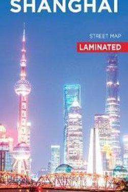 SHANGHAI - Michelin City Map 9223: Laminated City Plan  N\A