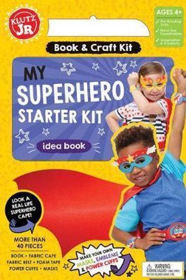 Klutz Junior My Superhero Starter Kit  ,