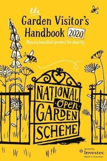 Garden Visitor's Handbook 2020 National Garden The
