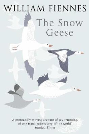 Snow Geese William Fiennes