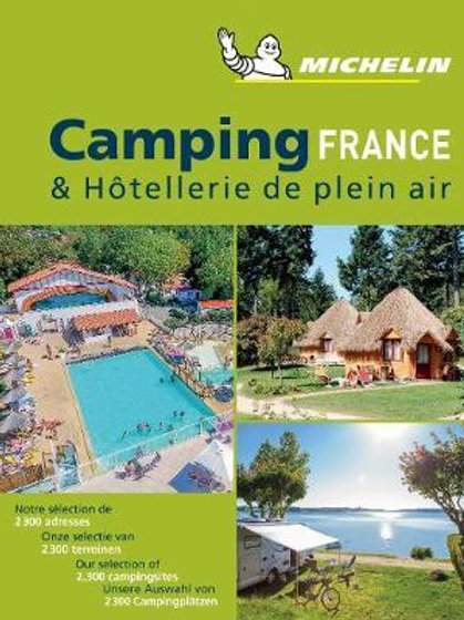Camping Guide France 2019  ,