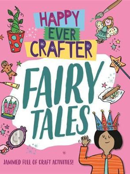 Happy Ever Crafter: Fairy Tales Annalees Lim