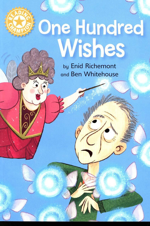 Reading Champion One Hundred Wishes Enid Richemont