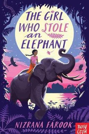 Girl Who Stole An Elephant Davide Ortu