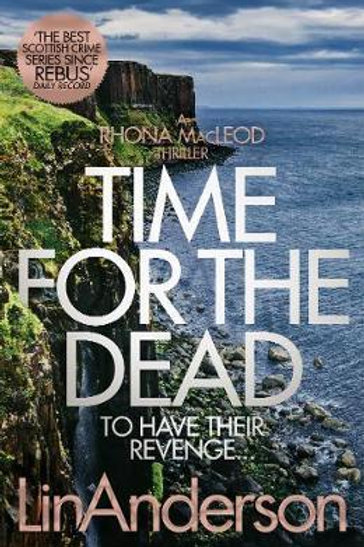 Time For The Dead Lin Anderson