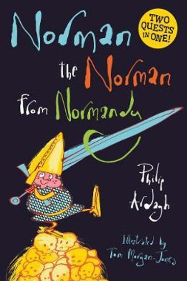 Norman The Norman From Normandy Philip Ardagh